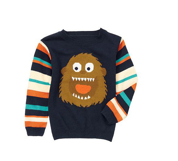 Crazy 8 Bigfoot Sweater