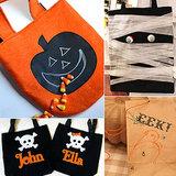 9 Handmade Treat Bags For Sweet Halloween Fun