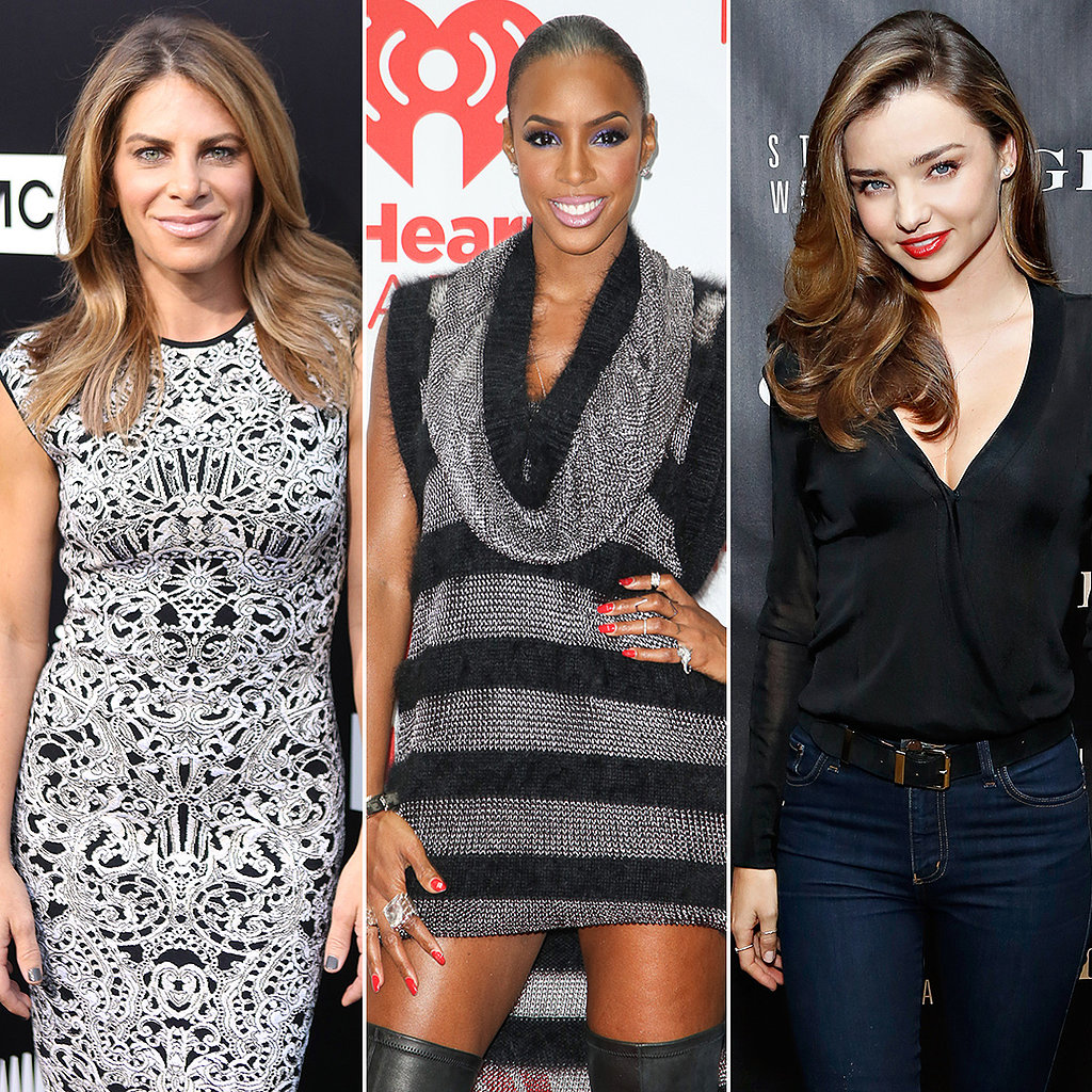 5 Fit Celebs Who Live (to Eat!) the 80/20 Way