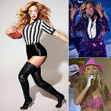 Run the World as Beyoncé This Halloween