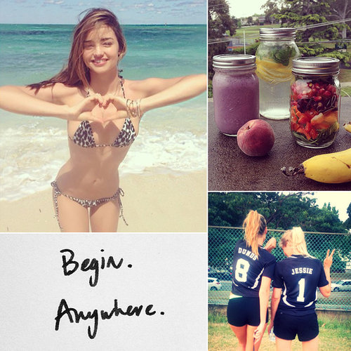 25 Instagram Pictures For Health and Fitness Motivation