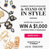 BaubleBar Sweepstakes | Canada