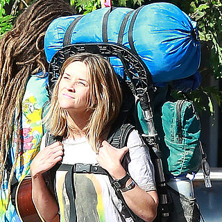 Reese Witherspoon on the Set of Wild