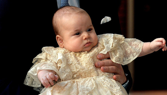 Royal Report: Inside Prince George's Exclusive Christening