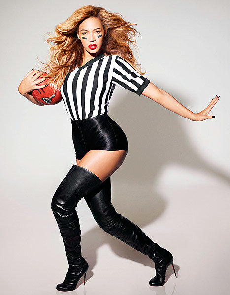 Superbowl Queen Beyoncé