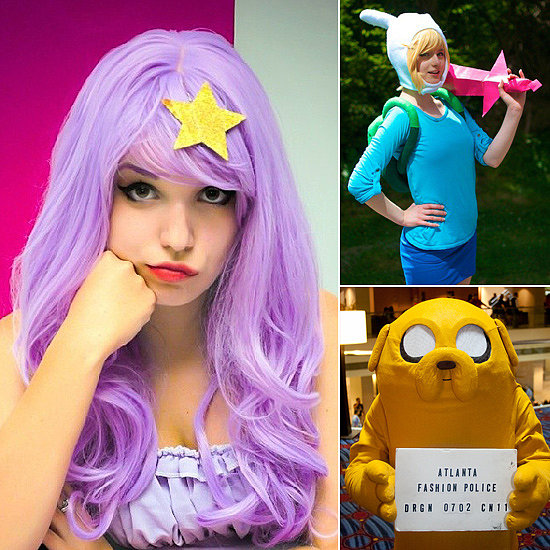 Have the Adventure Time of Your Life in These Costumes