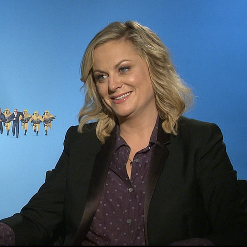 Amy Poehler Free Birds Interview | Video
