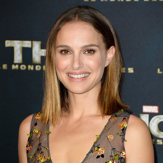 Natalie Portman's Hair Might Just Be the Next Cool Cut For Autumn