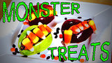 Edible Monster Mouths