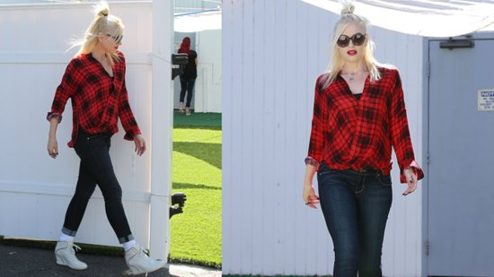 Buy Gwen Stefani's Exact Shirt For $78!