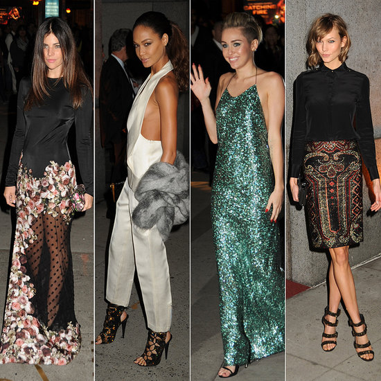 Red Carpet: See Celebs Shine at Fashion Night of Stars