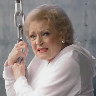 Betty White Wrecking Ball Parody