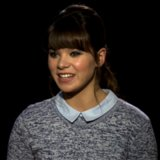Hailee Steinfeld Interview For Ender's Game | Video