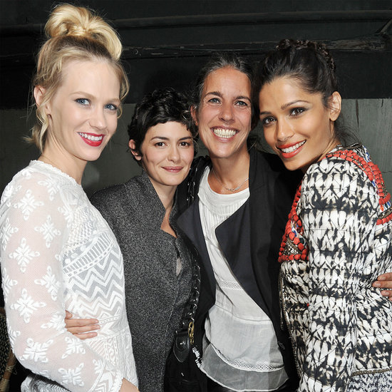 Go Inside the Isabel Marant and H&M Launch Party in Paris!