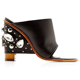 Tibi Jeweled Britt Mules Review