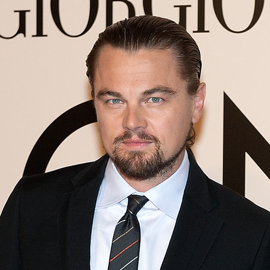 Leonardo DiCaprio and Toni Garrn at One Night Only