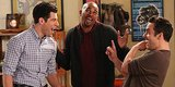 Happy Endings Indeed! See Damon Wayans Jr. Back on New Girl
