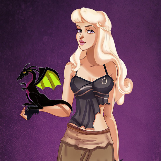 Disney Princesses as Superheroes