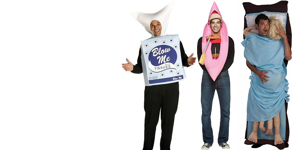 Hey Guys: Here's How Not to Get Laid This Halloween