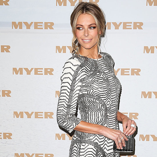 Jennifer Hawkins Signs New Three-Year Contract With Myer