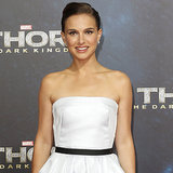 Natalie Portman and Chris Hemsworth at German Thor Premiere