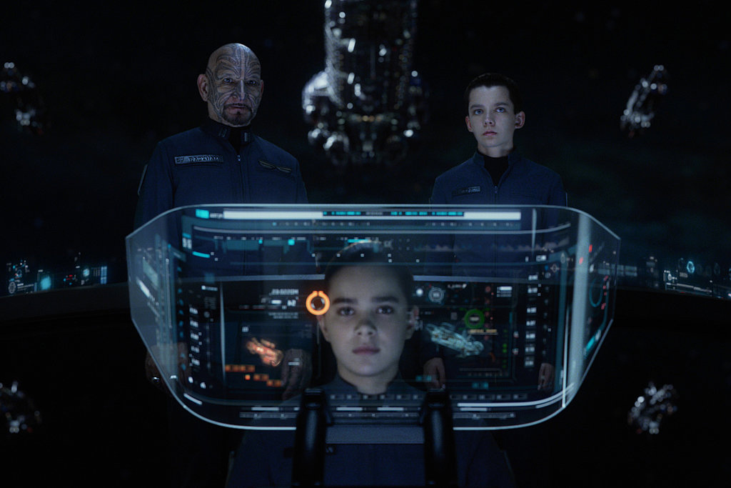 Hailee Steinfeld as Petra in Ender's Game.