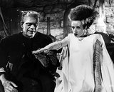 Boris and Elsa, The Bride of Frankenstein