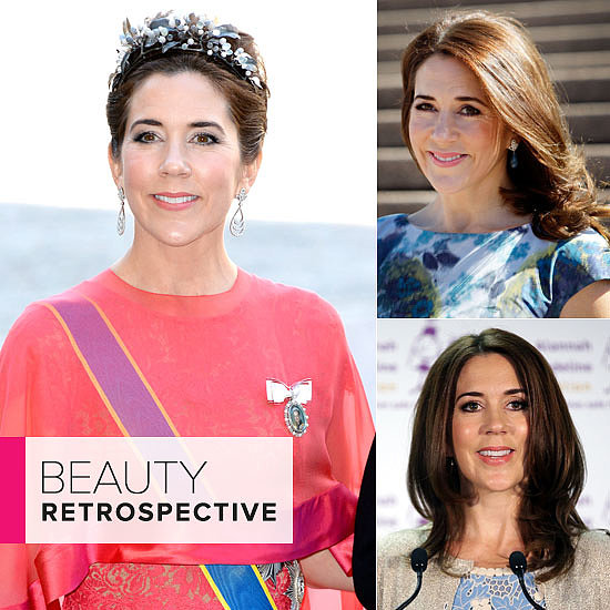 60 of Princess Mary's Best Beauty Looks in Honour of Her Trip to Sydney