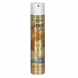 L'Oreal Paris Elnett Elnett Satin Hairspray, Extra Strong Hold, Unscented