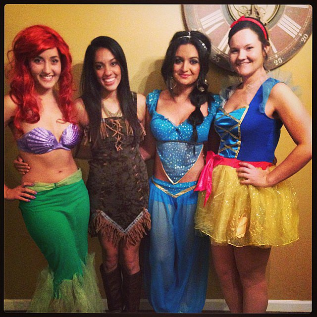 For Groups: Disney Princesses