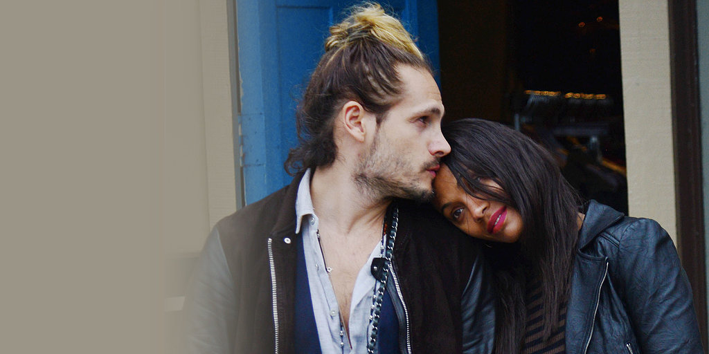 Zoe Saldana and Her New Husband Are Aww-Inducing