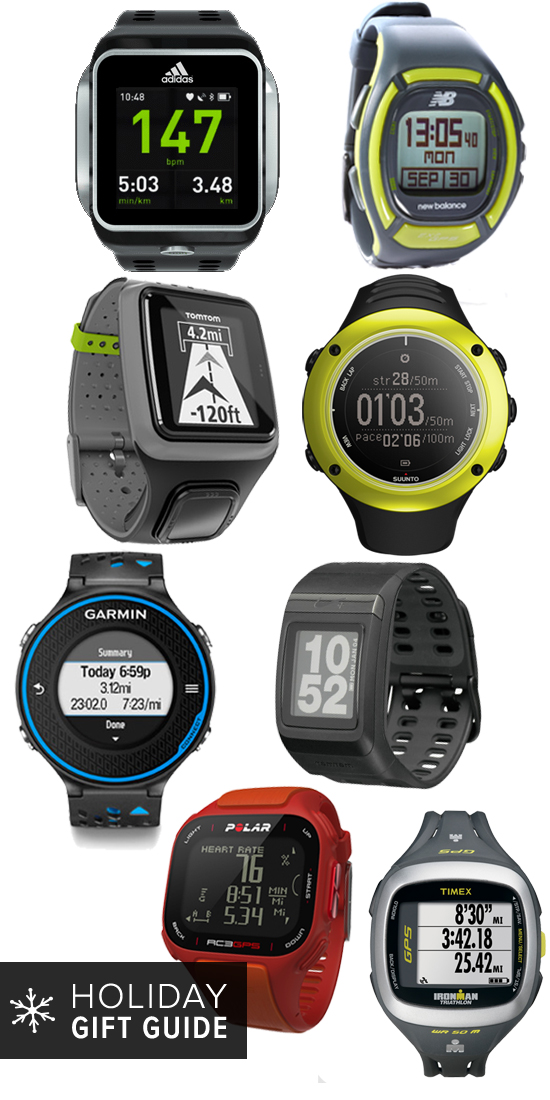 best gps running watches 2013 popsugar fitness