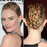 Kate Bosworth Plaited Hairstyle | Photos