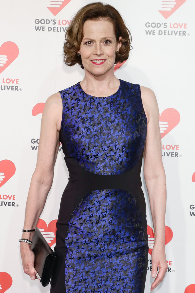 Sigourney Weaver joined Chappie, Neill Blomkamp's new sci-fi film also starring Hugh Jackman.
