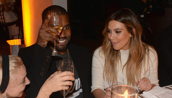 Save the Date! Kanye Reveals When He and Kim Will Tie the Knot