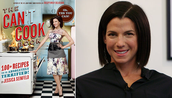 "Jessica Seinfeld Explains the Concept of the ""Can't Cook"""
