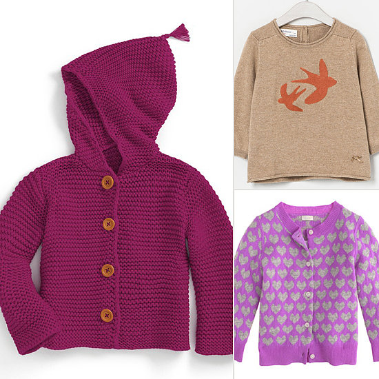 11 Stylish Sweaters For Baby Girls