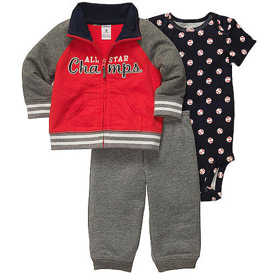 Carter's Baby Boy All-Star Set