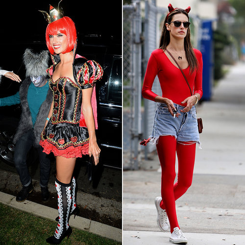 Top Celebrity Halloween Costume Ideas