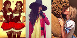 Stars Get Spooky With Their Halloween Candids