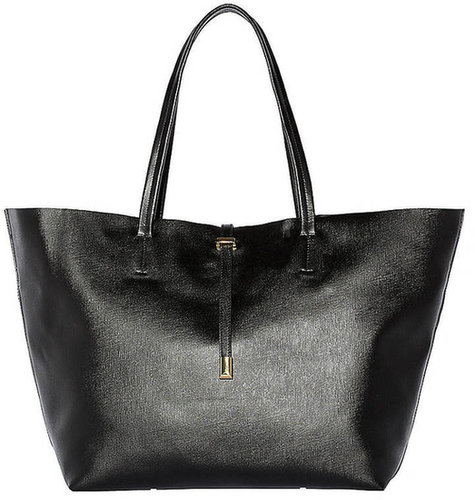 VINCE CAMUTO Leila Leather Tote Bag
