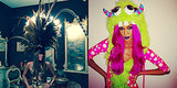 19 Stylish And Spooky Celebrity #Halloween Snaps