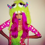 Celebrity halloween costume instagrams