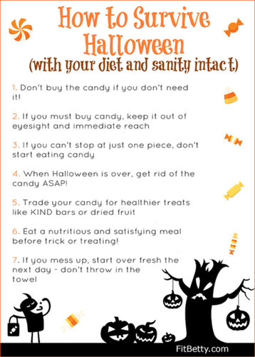 7 Diet Tips for Surviving Halloween {With Your Sanity Intact} - FitBetty.com