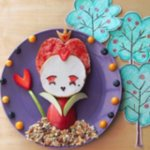 Kid Food Art Pictures