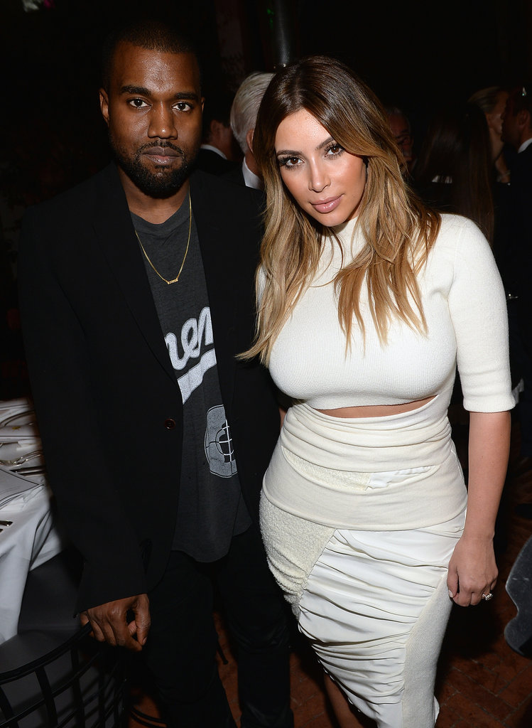 Kanye Compares Kim to Michelle Obama: Too Cute or Too Much?
