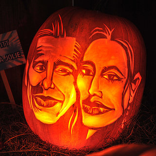 Celebrities Carved Into Pumpkins