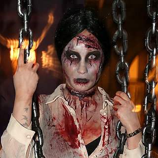 Celebrities Wearing Halloween Costumes 2013