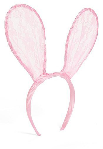 Get your hop on with this Lulu Bunny Ears Headband ($6, originally $12).