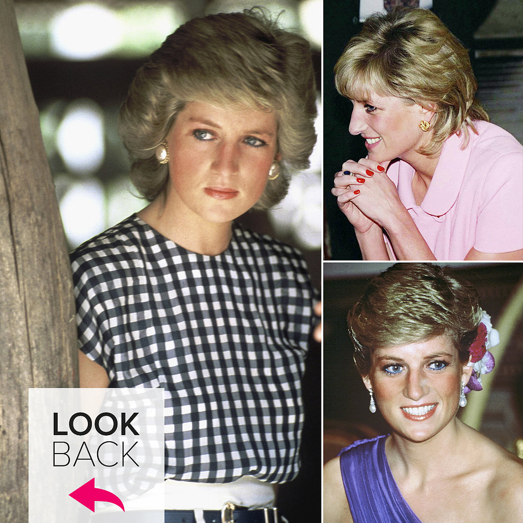 See Princess Diana's Most Iconic Beauty Looks